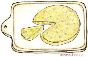健康レシピの豆腐レシピ:お豆腐キッシュ