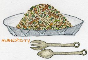健康レシピの豆レシピ:お豆たちとソーセージのシンプル煮込み