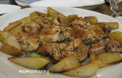健康レシピの鶏肉レシピ:チキンハーブグリル