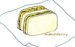 健康レシピのカラダにやさしい手作りパン:食パン、サンドウィッチ